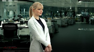 The Amazing Spider-Man wallpapers - Emma Stone as Gwen Stacy